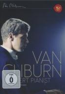 ピアノ作品集/Van Cliburn: Concert Pianist