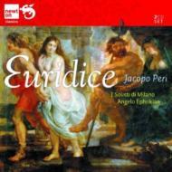 Euridice: Ephrikian / I Solisti Di Milano N.santini Faroli Bona