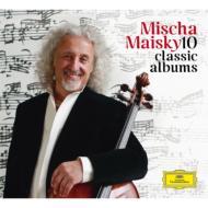 ミッシャ・マイスキー/10クラシック・アルバム(11CD)