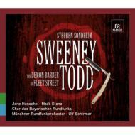 ミュージカル『スウィーニー・トッド』 シルマー&ミュンヘン放送管、M.ストーン、J.ヘンシェル、他(2012 ステレオ)(2CD)