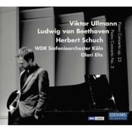 ウルマン:ピアノ協奏曲、ベートーヴェン:ピアノ協奏曲第3番 シュフ、エルツ&ケルン放送響