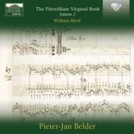 『フィッツウィリアム・ヴァージナル・ブック』第2集〜バード作品集 ピーター=ヤン・ベルダー(2CD)