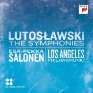交響曲全集、ロス・フィルのためのファンファーレ サロネン&ロサンジェルス・フィル(2CD)