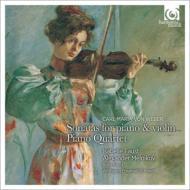 6つのヴァイオリン・ソナタ、ピアノ四重奏曲 I.ファウスト、メルニコフ、B.ファウスト、シュミット