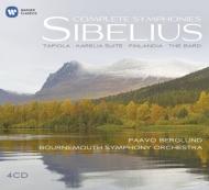交響曲全集、管弦楽曲集 ベルグルンド&ボーンマス交響楽団(4CD)