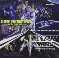 Star Wars & Other Space Themes / Close Encounters & Other Disco