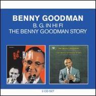 Benny Goodman Story / B.G.In Hi Fi