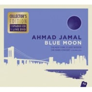 ローチケHMVAhmad Jamal/Blue Moon - New York Sessions (+dvd) (Cled)