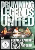 Drumming Legends United