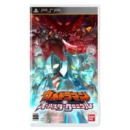 Game Soft (PlayStation Portable)/ウルトラマン オールスタークロニクル