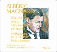 Cello Sonata, Comp.piano Works: Meunier(Vc)Guilhon-herbert(P)