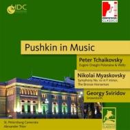 ミャスコフスキー:交響曲第10番、スヴィリドフ:吹雪、他 ティトフ&サンクト・ペテルブルク・カメラータ