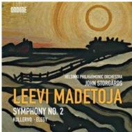 交響曲第2番、クレルヴォ、エレジア ストゥールゴールズ&ヘルシンキ・フィル