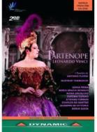 歌劇『パルテノペ』全曲 タンバスシコ演出、フローリオ&イ・トゥルキーニ、プリーナ、スキアヴォ、他(2011 ステレオ)
