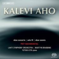 オーボエ協奏曲、ソロ�\、オーボエ・ソナタ ボックスタル、ブラビンズ&ラハティ交響楽団、大宅裕