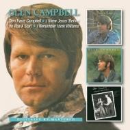 Glen Travis Campbell / I Knew Jesus / I Remember Hank Williams