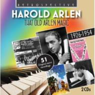 That Old Arlen Magic: 1926-1954