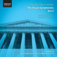 オルガン交響曲第1番、第2番 ノーラン