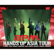 2PM/Hands Up Asia Tour (+book)