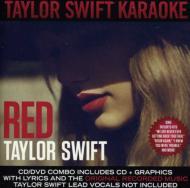 Taylor Swift/Red Karaoke (+dvd)