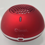 Bluetooh Speaker/レッド