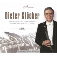 クラリネットの探検家〜ディーター・クレッカー名演集(4CD)
