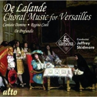 Choral Music For Versailles: Skidmore / Ex Cathedra & Baroque O