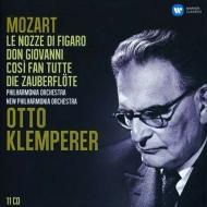 『フィガロの結婚』『ドン・ジョヴァンニ』『コジ・ファン・トゥッテ』『魔笛』 クレンペラー(11CD)