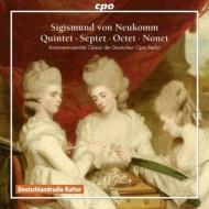 九重奏曲、八重奏曲、七重奏曲第3番、夜想曲、他 ベルリン・ドイツ・オペラ室内アンサンブル