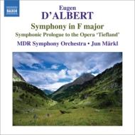 交響曲、『低地』への交響的プロローグ 準・メルクル&ライプツィヒMDR交響楽団