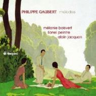 Melodies: Boisvert(S)Peintre(Br)Jacquon(P)