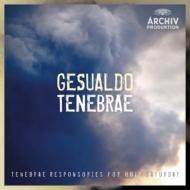 ジェズアルド:ミゼレーレ、レスポンソリウム、ビクトリア:エレミアの哀歌 ショート&テネブレ
