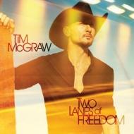 HMV&BOOKS onlineTim Mcgraw/Two Lanes Of Freedom (Dled)