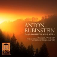 ピアノ協奏曲第2番、第4番 パレイ、ゴロフチン&ロシア国立交響楽団