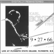 Live At Plymouth State College 9-26-66