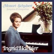 イングリットへブラー ~モーツァルト& シューベルト:ピアノ作品集