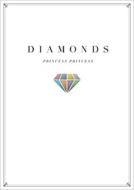 PRINCESS PRINCESS 2012 Documentary Book DIAMONDS 【エルパカBOOKSオリジナル特典:ポストカード】