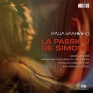 オラトリオ『シモーヌの受難』 サロネン&フィンランド放送響、アップショウ、タピオラ室内合唱団