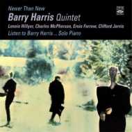 Newer Than New / Listen To Barry Harris ...Solo Piano