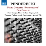 ピアノ協奏曲『復活』、フルート協奏曲 バリー・ダグラス、ドウゴシュ、ヴィット&ワルシャワ・フィル