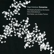 Concerto For Orchestra, Violin Concerto, 2, Viola Concerto: Slobodeniouk / Norrkoping So Heide Tomter