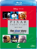 Pixar Short Films Collection.Vol.1 & Vol.2 +The Pixar Story