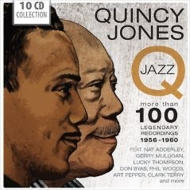 Q-jazz: The Legendary Recordings 1956-1960 (10CD)