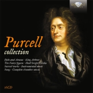 パーセル・コレクション(16CD)