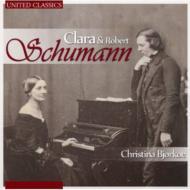 Piano Works: Bjorkoe +schumann