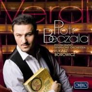ヴェルディ(1813-1901)/Opera Arias: Beczala(T) Borowicz / Polish Rso