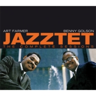 Complete Jazztet Sessions (4CD)