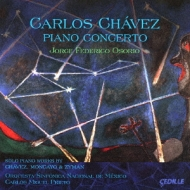 Piano Concerto: Osorio(P)Prieto / Mexico National So +moncayo, Zyman: Piano Works