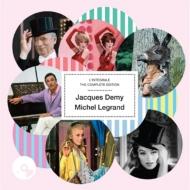 Demy -Legrand / L'integral En Musique