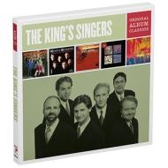 キングズ・シンガーズ〜オリジナル・アルバム・クラシックス(5CD)